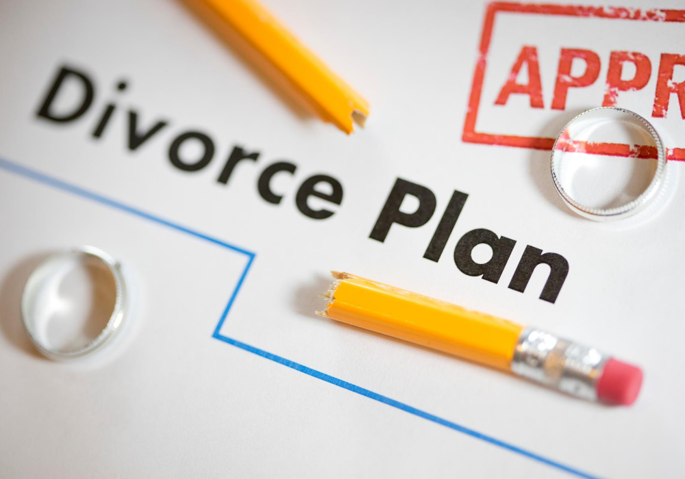 divorce financial planning northern virginia