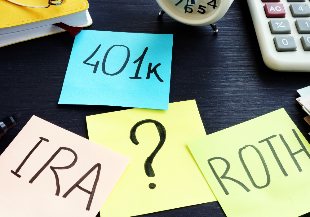 converting a 401K to a Roth IRA