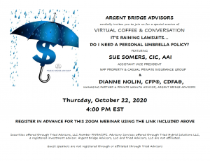 coffee + conversation with sue somers