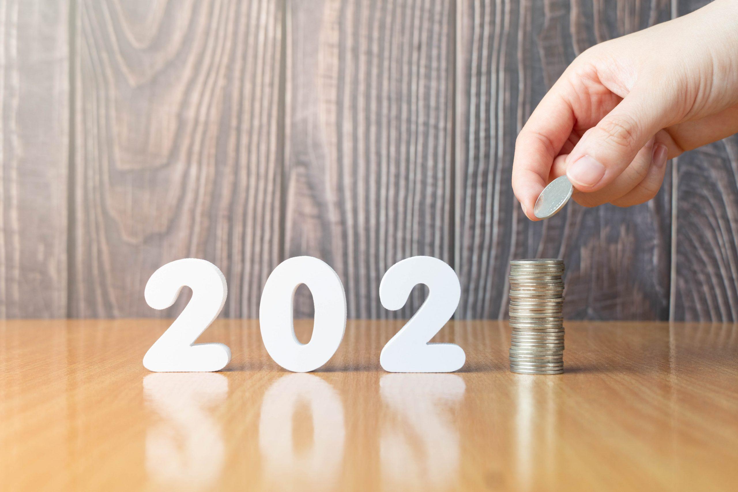 financial goals 2021