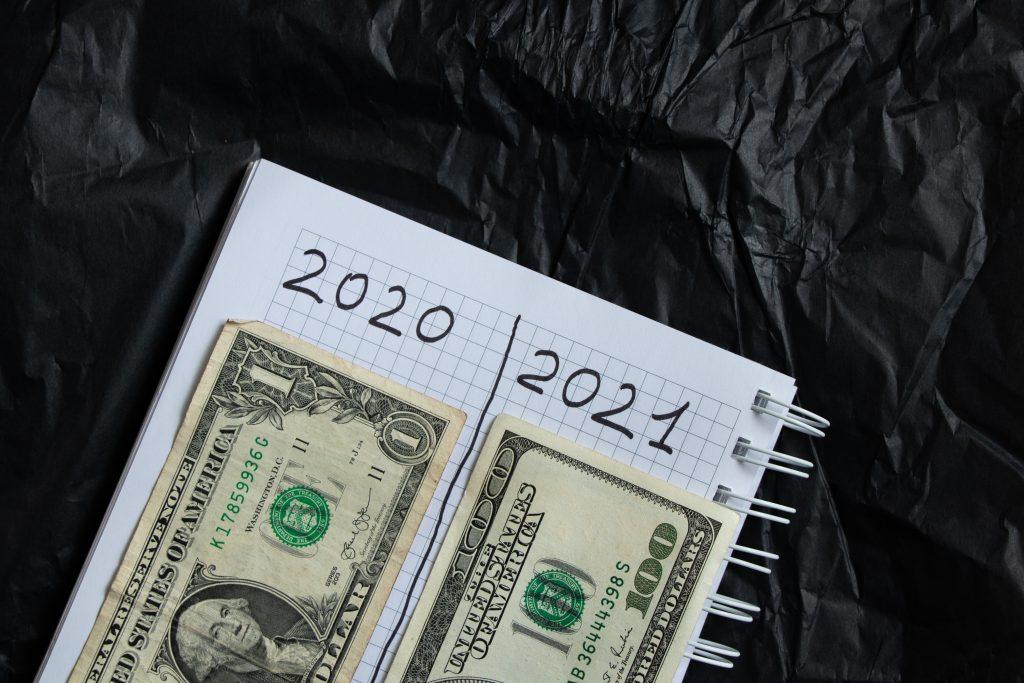 Financial resolutions 2021